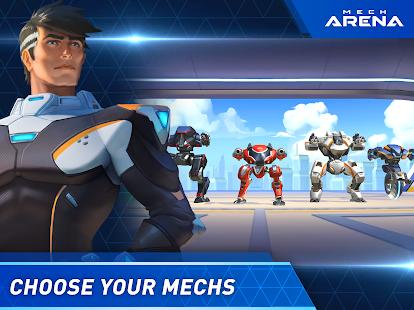 Mech Arena: Robot Showdown for pc