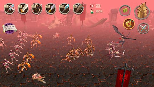Trojan War: Rise of the legendary Sparta Mod 2.2.7 Apk (Unlimited Money) 3