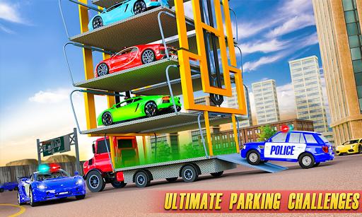 Police Multi Level Car Parking Games: Cop Car Game 2.0.6 screenshots 3