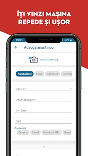 Autovit.ro Screenshot