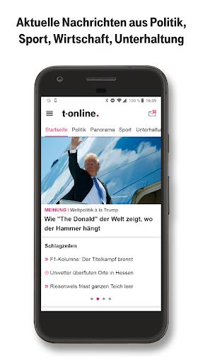 t-online - Nachrichten 3.14.1-release-20201102140502 screenshots 1