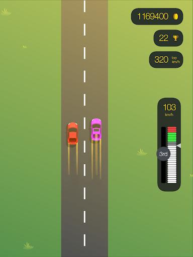 Drag Race FRVR - Speed Racing  screenshots 6