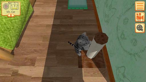 Cute Pocket Cat 3D - Part 2 1.0.8.5 screenshots 1