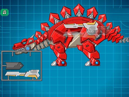 Assemble Robot War Stegosaurus 3.5 screenshots 6