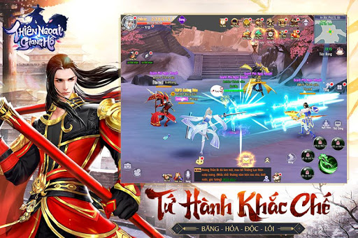 Thiu00ean Ngou1ea1i Giang Hu1ed3 - Thien Ngoai Giang Ho 1.8 screenshots 3