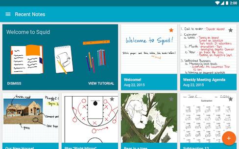 Squid Mod Apk- Take Notes & Markup PDFs (Premium) 10