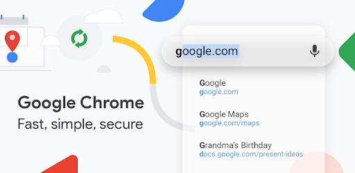 Google Chrome Fast Secure Apps On Google Play