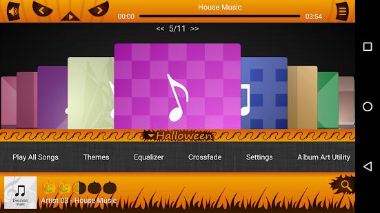Halloween Skin - iSense Music