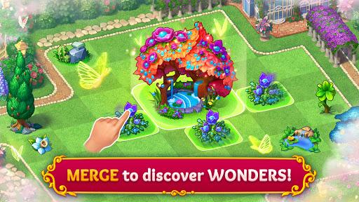 Merge Tale: Garden Mystery - Free Casual Game screenshots 2