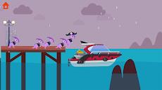 恐竜パトカー – 子供向けレースゲームのおすすめ画像5