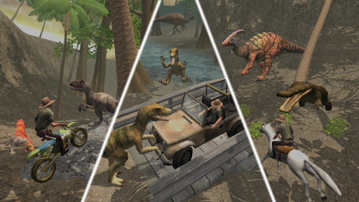 Dinosaur Safari: Online Evolution  screenshots 6