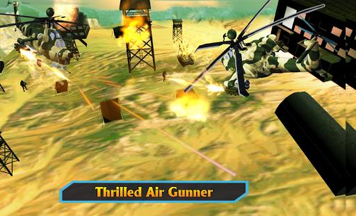 Gunship Helicopter Air War Strike android2mod screenshots 6