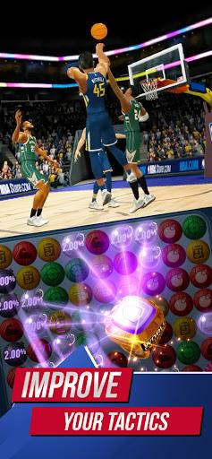 NBA Ball Stars: Manage a team of basketball stars!