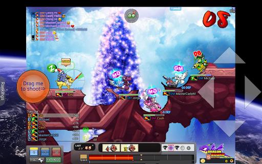 DragonBound 0.5.0 screenshots 4