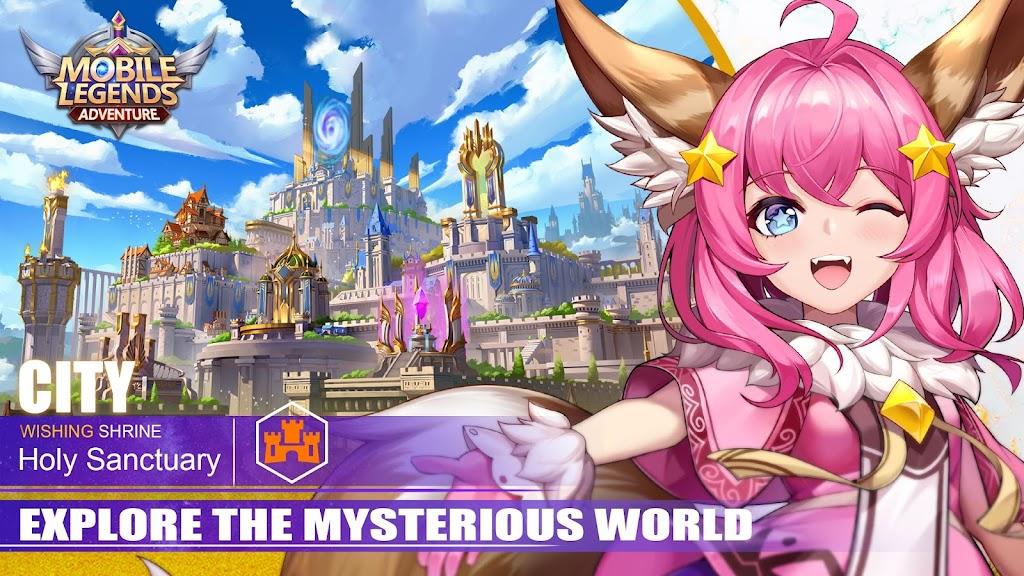 Mobile Legends: Adventure poster 8