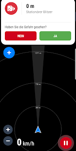 Blitzer Radar (FREE) Screenshot