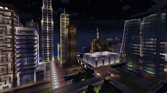 City maps for Minecraft For Pc – Free Download For Windows And Mac 1