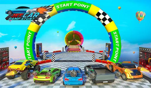 Jet Car Stunts Racing Car Game 3.6 screenshots 14
