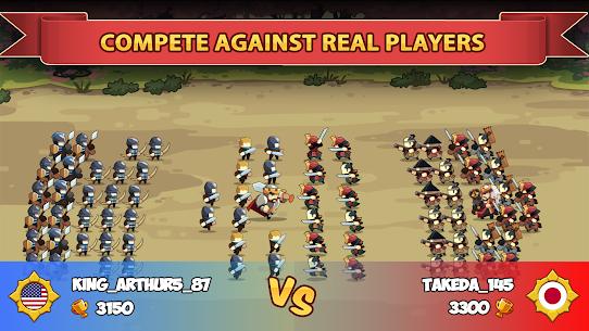 Knights and Glory – Tactical Battle Simulator Mod Apk (Auto Win) 2