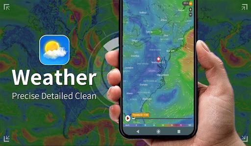 Weather Forecast - Live Weather Alert & Widget 1.13 Screenshots 2