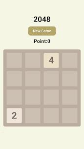 Game Puzzle 2048 3
