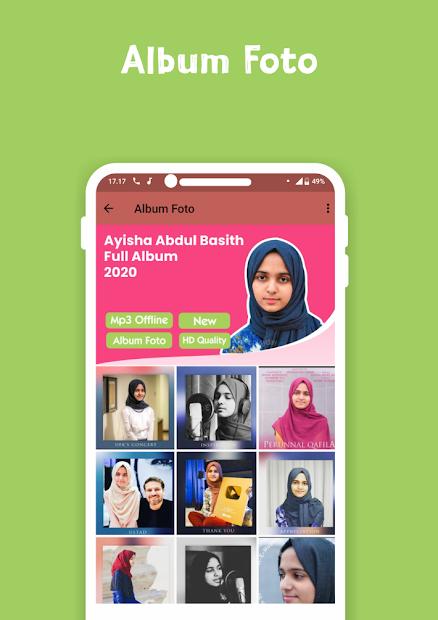 Ayisha Abdul Basith Song Full Album Offline screenshot 6