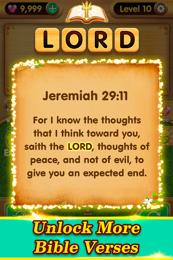 Bible Word Puzzle - Free Bible Word Games  screenshots 20