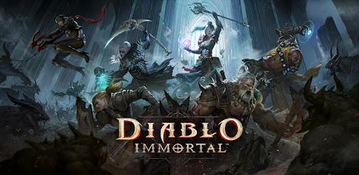 Diablo Immortal Versi Varies with device