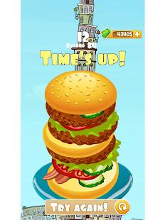 Burger Cafe No Repeat