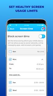 Parental Control & Screen Time App - FamilyKeeper FK-9.8.2 Screenshots 5