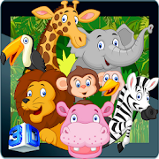 Animals Sounds For Kids (Animated)