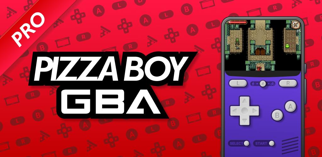 Pizza Boy GBA Pro poster 0