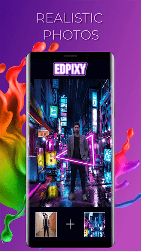 Edpixy Pro screen 2