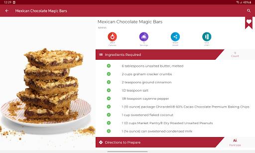 Cookies And Brownies Recipes  Screenshots 22
