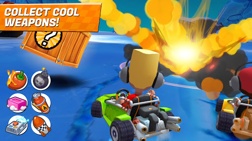 Boom Karts - Multiplayer Kart Racing 0.51 screenshots 2