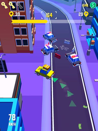 Taxi Run - Crazy Driver 1.30 screenshots 23