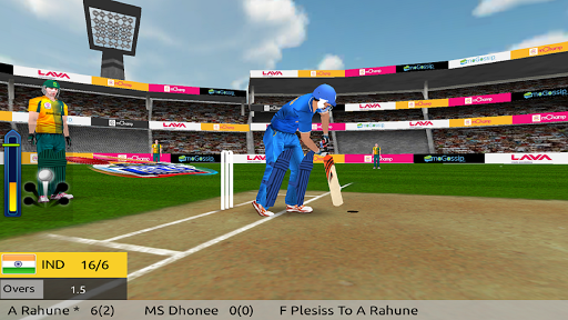 Cricket Game : FreeHit Cricket  screenshots 2