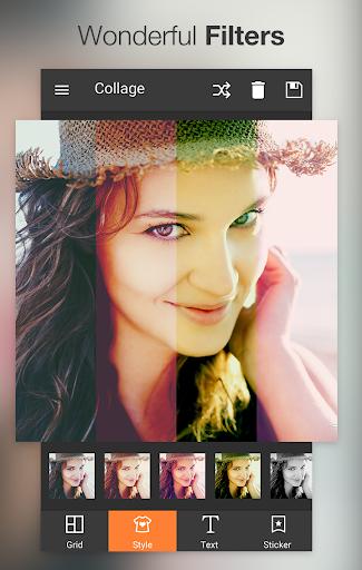 Photo Collage Editor  Screenshots 21