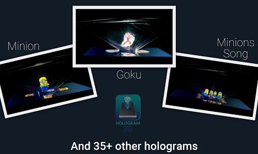 Hologram 3D - Phone Projector 3.3.0 screenshots 21