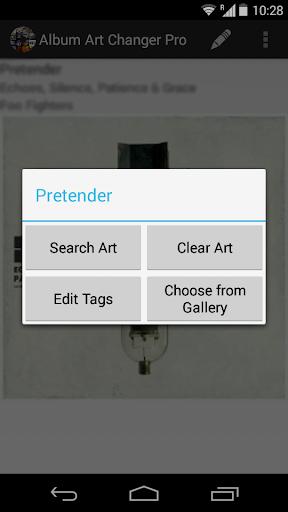 Album Art Changer  Screenshots 4