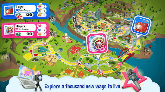 THE GAME OF LIFE 2 Mod Apk (All Unlocked) 7