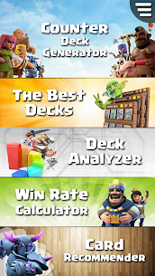 Helper for Clash Royale For Pc, Windows 10/8/7 And Mac – Free Download (2020) 1