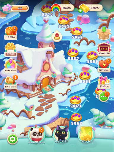 Jellipop Match-Decorate your dream islanduff01 8.1.0.1 Screenshots 15