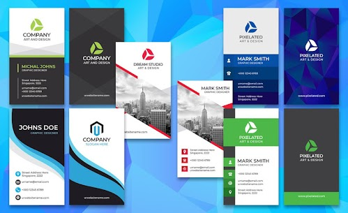 Ultimate Business Card Maker: For Pc – Free Download In Windows 7, 8, 10 And Mac 1