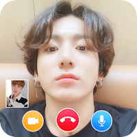 Jungkook BTS Video Call  Chat ☎️ BTS Call you ☎️