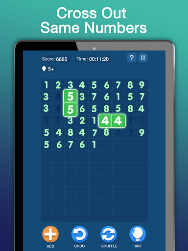 Match Ten - Number Puzzle 0.1.7 screenshots 12