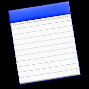 memo pad notebook