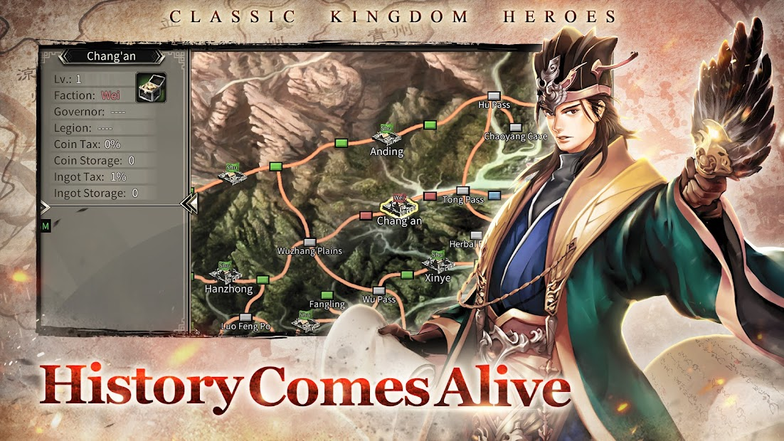 Kingdom Heroes M(CBT)