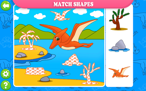 Dinosaur Puzzles for Kids  screenshots 13