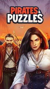 Pirates & Puzzles – PVP Pirate Battles & Match 3 7